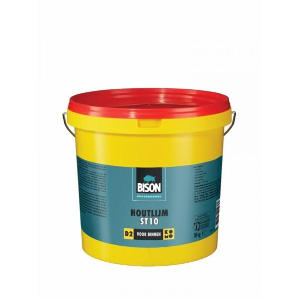 Bison houtlijm 1 337205 emmer 5kg