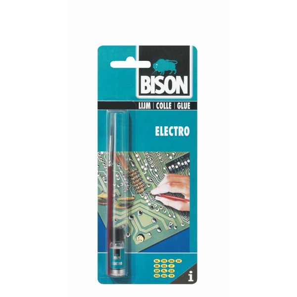 Bison electro + penseel 3ml