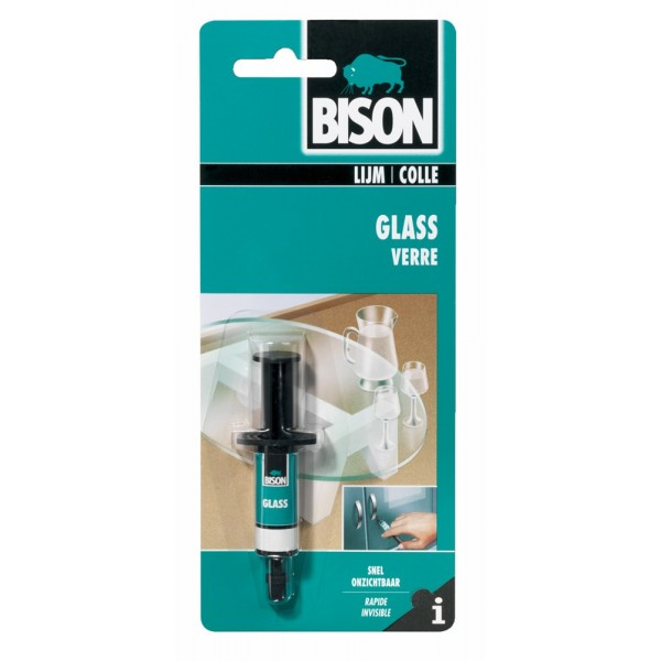 Glass 2ml spuit/krt bison