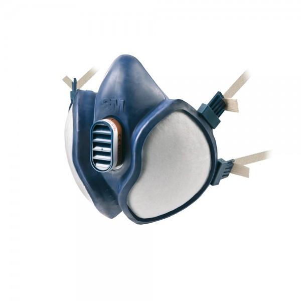4251 gas/damp halfgelaatsmasker ffa1p2d 4900204 3M