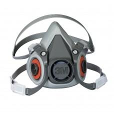 Masker halfgelaat medium 6200