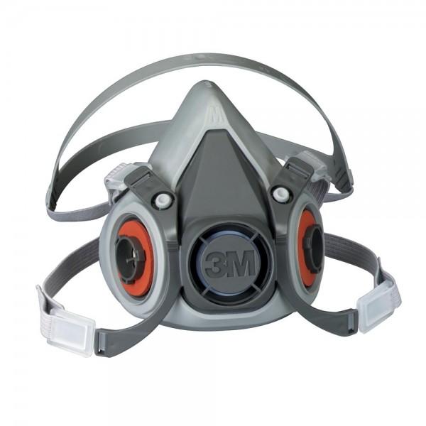Masker halfgelaat medium 6200 3M