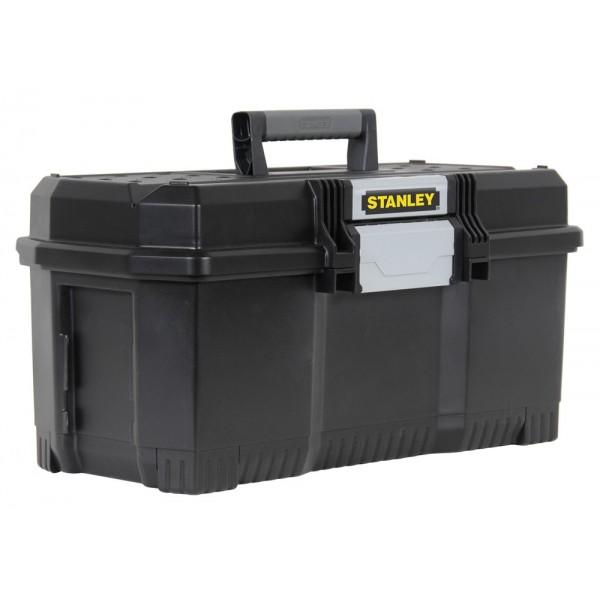 Gereedschapskoffer met drukslot 24 Stanley